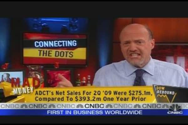 Cramer Talks ADCT