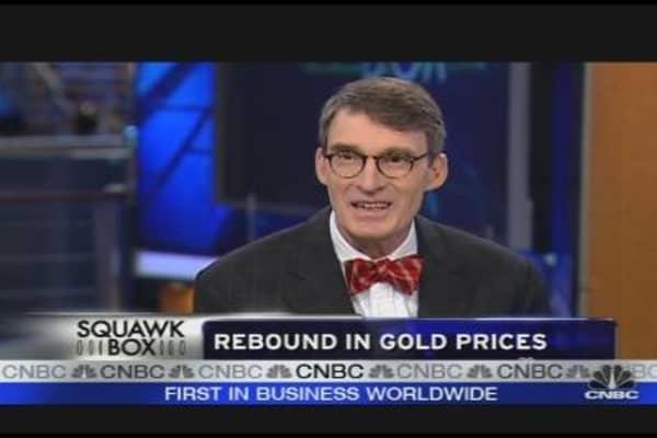 Rebound in Gold Prices