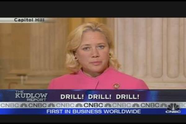 Sen. Landrieu On Drilling