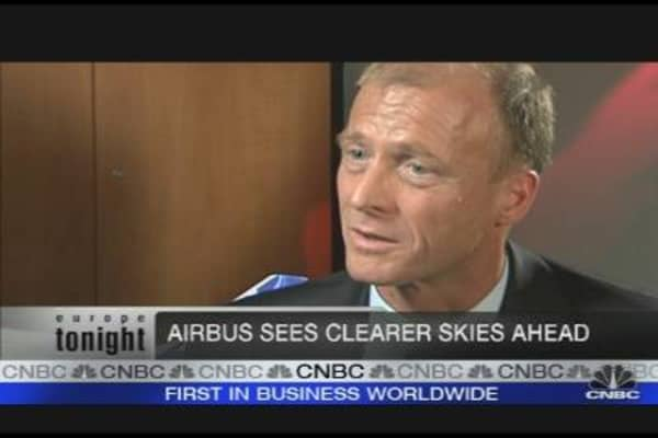 Airbus CEO on Outlook