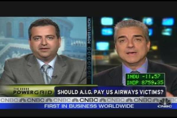 Should AIG Pay U.S. Airways Victims?