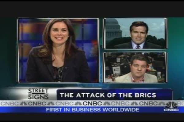 Attack of the BRICs