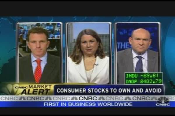 Consumer Stocks to Own and to Avoid