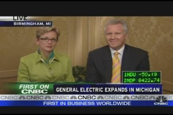 General Electric Expands in Michigan