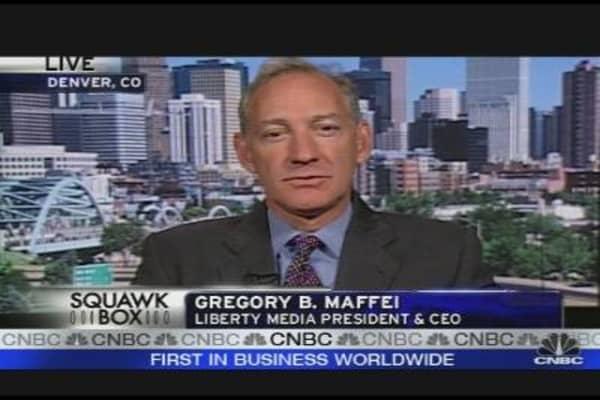 Liberty Media CEO on Subscription Entertainment