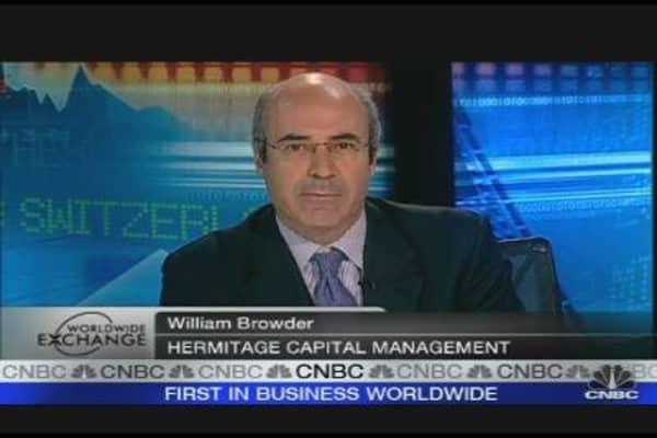 Russian Bureaucrats Force Investors Out: CEO