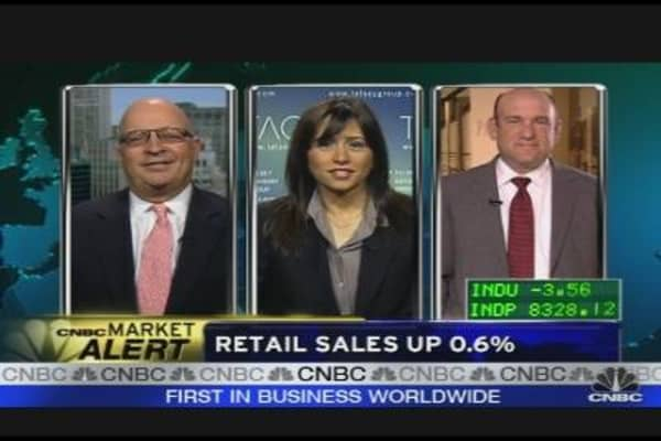 Retail Sales: Where to Invest