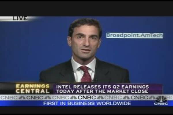 Intel Earnings Preview