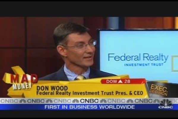 Federal Realty's CEO Speaks