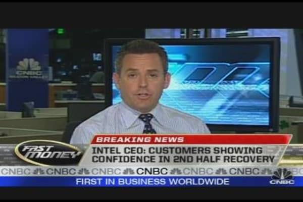 Breaking News: INTC