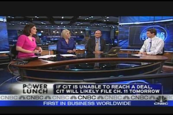CIT Seeks $3B to Avoid Bankruptcy