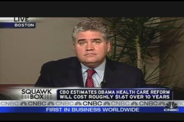 Healthcare Winners & Losers