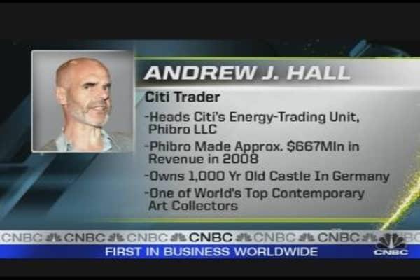 Citi's $100M Man