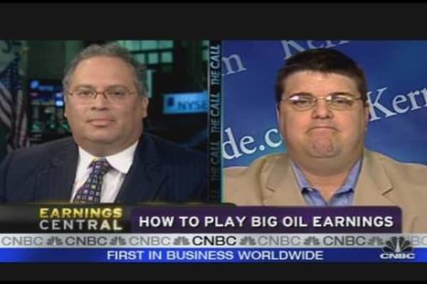 How to Play Big Oil Earnings