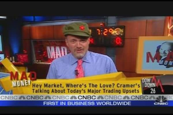 Cramer: POT Luck?