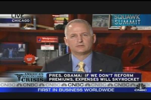 Walgreen CEO on Health Care Reform