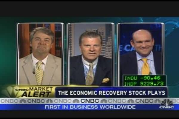 Economic Recovery Stock Plays