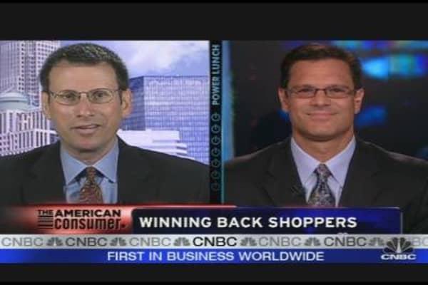 Retailers Work on Luring Customers Back