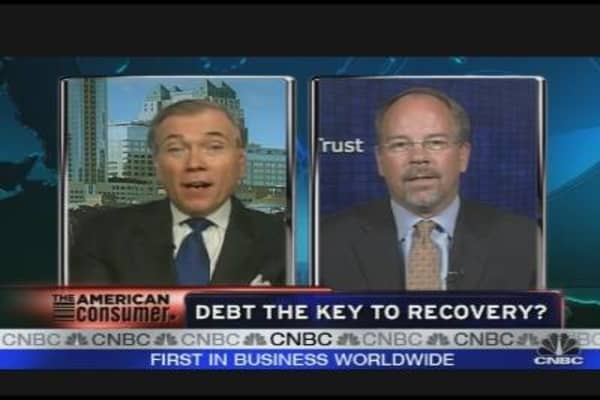 Debt the Key to Recovery?