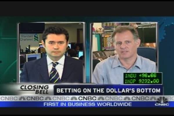 Betting on the Dollar's Bottom