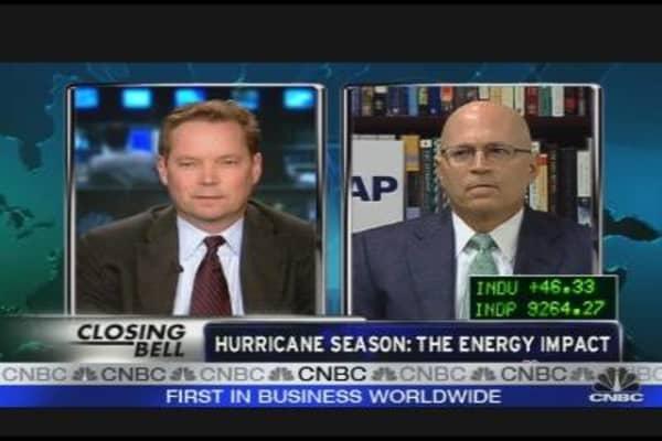 Hurricane Season: The Energy Impact