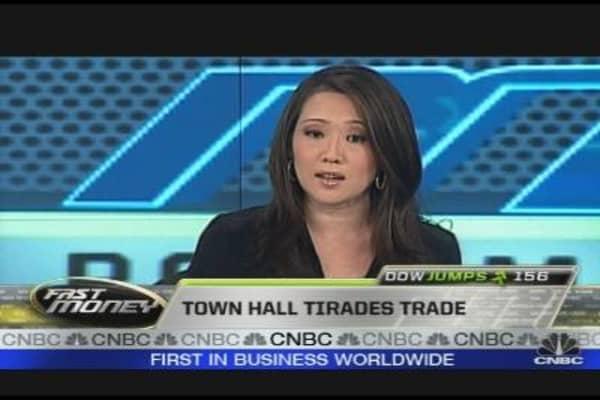 Town Hall Tirades Trade