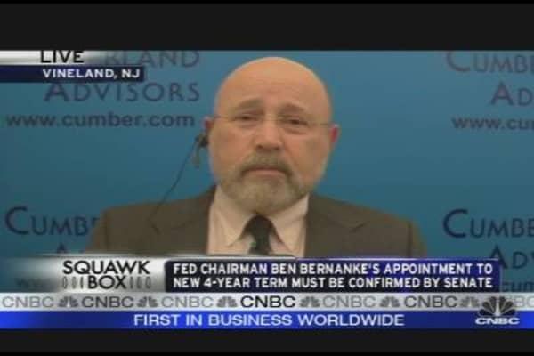 David Kotok on Bernanke's Reappointment
