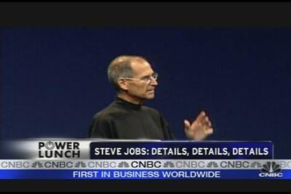Steve Jobs Micromanaging?