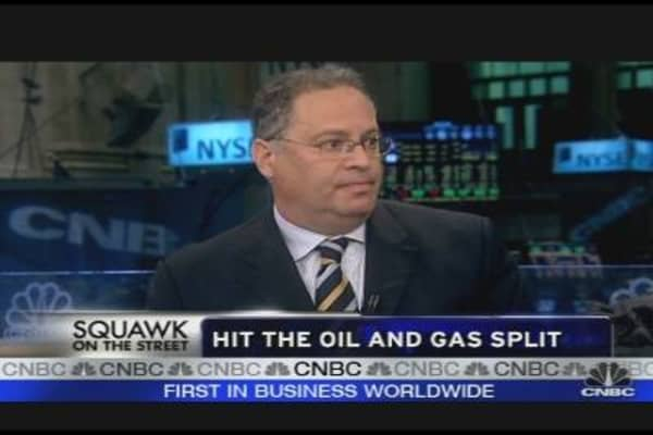 Playing the Nat Gas/Crude Divergence