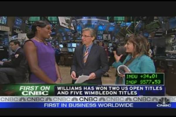 One-on-One With Venus Williams