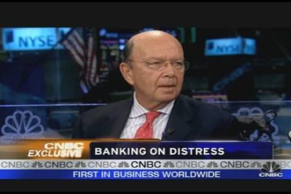 Banking On Distress