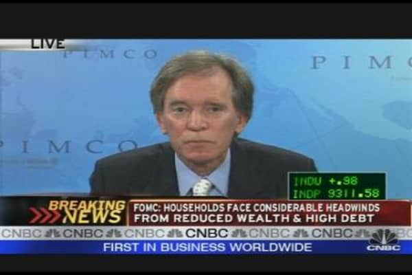 Bill Gross' September Outlook