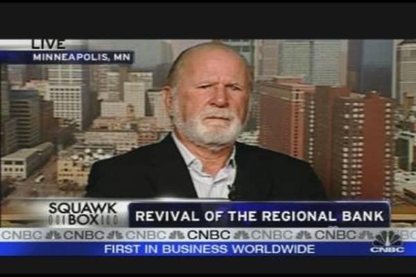 Regional Banks Flourishing in Midwest