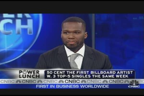 50 Cent on Getting Rich