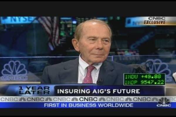 Insuring AIG's Future