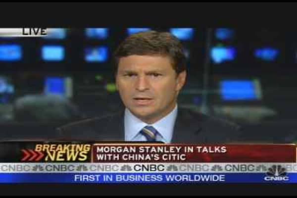 Morgan Stanley's Fate