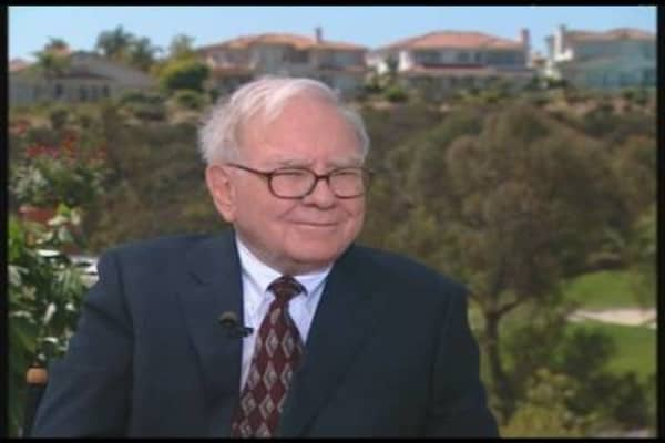 Buffett on Bailouts and the Crisis