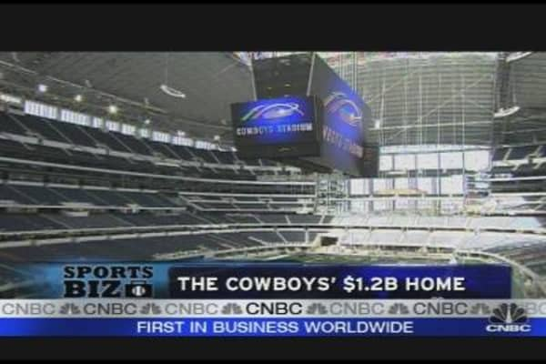 The Cowboy's $12B New Home
