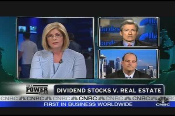 Dividend Stocks vs. Real Estate