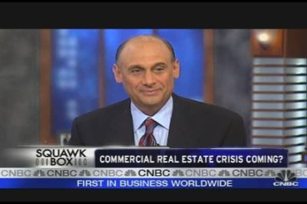 Commercial Real Estate Crisis Looming?
