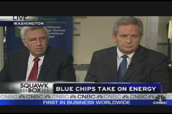 Blue Chips Take on Energy