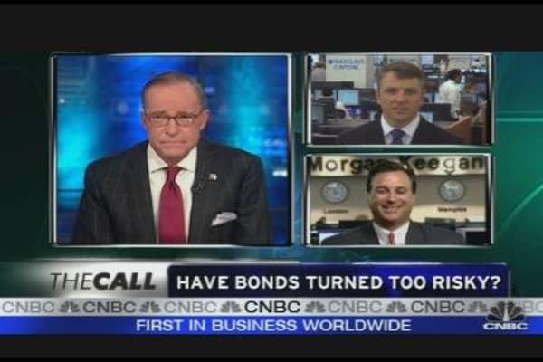 Bonds: Too Risky?