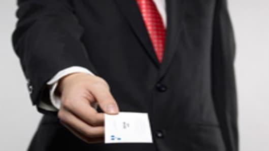 Business cards matter