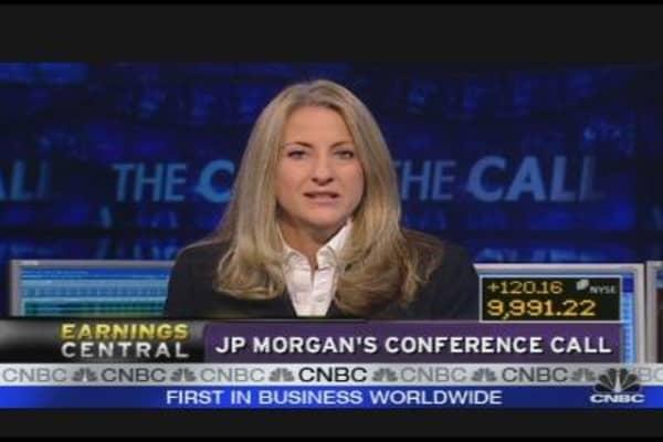 JPMorgan Conference Call