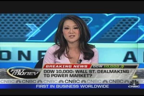 Dow 10,000: Dealmaking
