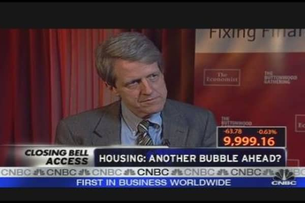 Housing: Another Bubble Ahead?