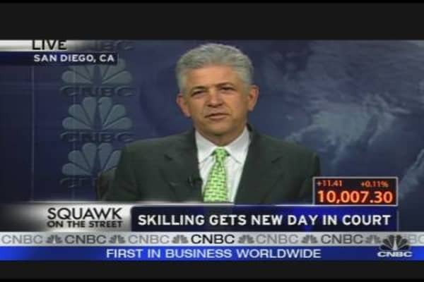 Skilling Gets New Day in Court
