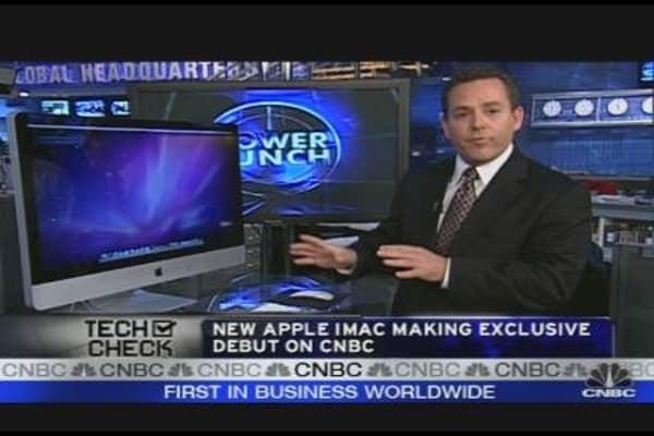 Apple's New iMac