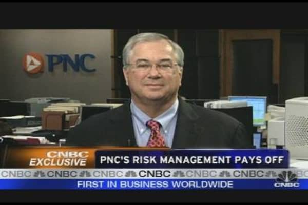 PNC's Risk Management Pays Off