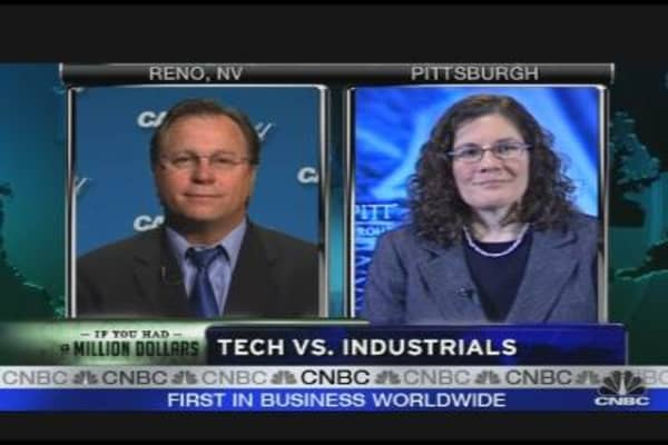 Tech vs. Industrials